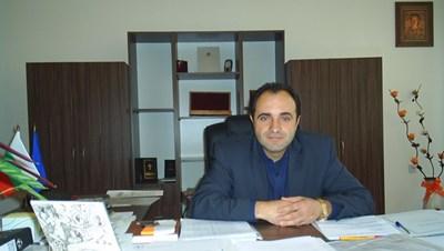 Кметът на Костенец Радостин Радев Снимка: Община Костенец