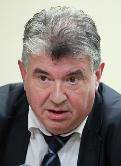 Петър Илиев  Снимка: Архив
