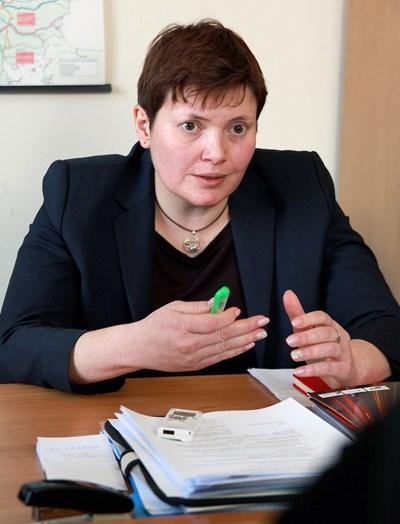 Малина Крумова СНИМКА: Снимки: Румяна Тонева