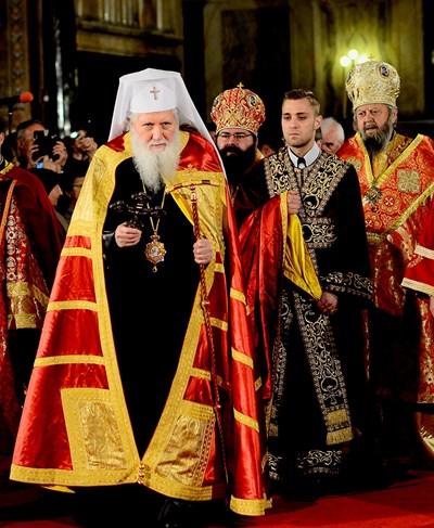 Патриарх Неофит Снимка: Десислава Кулелиева