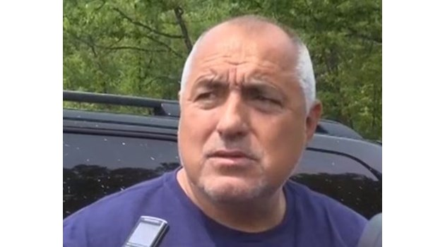 Борисов: Доволен съм, щом сме победители при тоя хейт, благодаря на хората, че не се подведоха