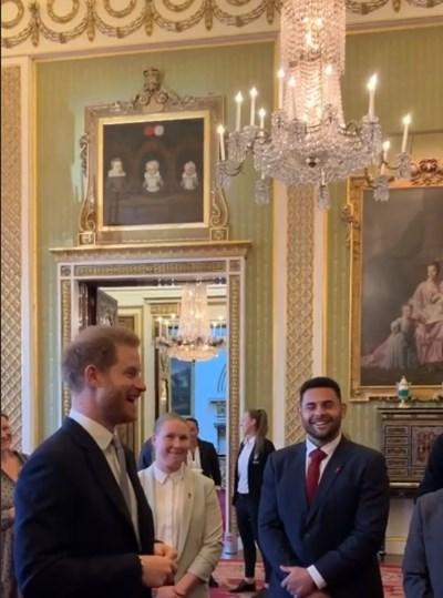 Принц Хари Кадър: Инстаграм