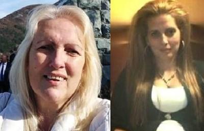 Адвокат Румяна Тодорова и дъщеря й Деница.