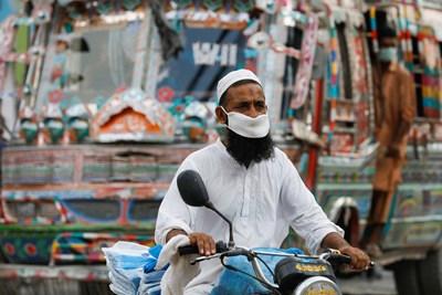 Кадър от Пакистан: Ройтерс