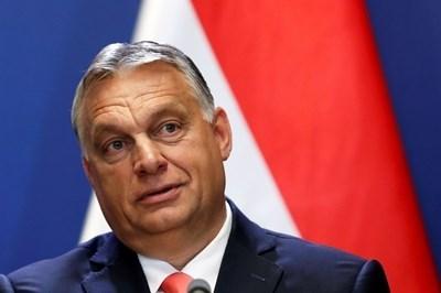Премиерът на Унгария - Виктор Орбан СНИМКА: Ройтерс