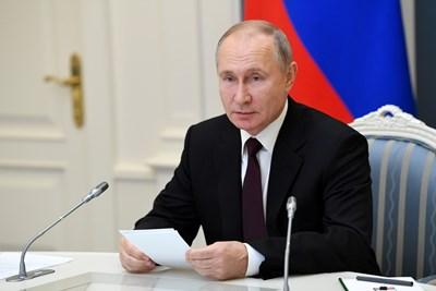 Децата на приятели на президента Путин уверено превземат икономическата и политияеската власт в страната. СНИМКА: РОЙТЕРС