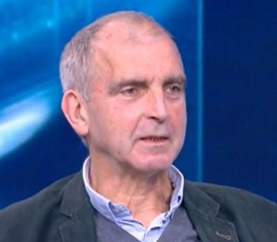 Антропологът проф. Ивайло Дичев Кадър: Би Ти Ви