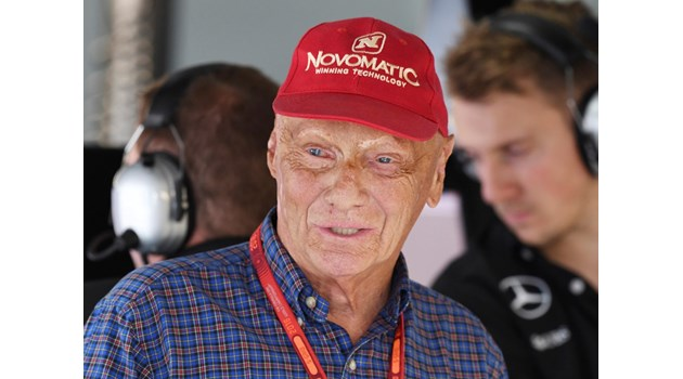 Трикратният световен шампион от Формула 1 Ники Лауда почина тази нощ на 70-годишна възраст. Преди 9 месеца претърпя трансплантация на бял дроб
