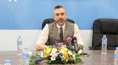 Народният представител от ГЕРБ Калин Вельов
