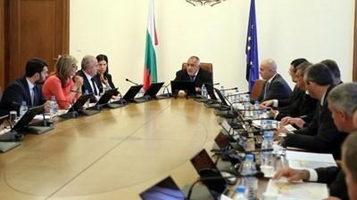 Предложението на министър Данаил Кирилов бе гласувано на извънредно заседание на Министерския съвет.