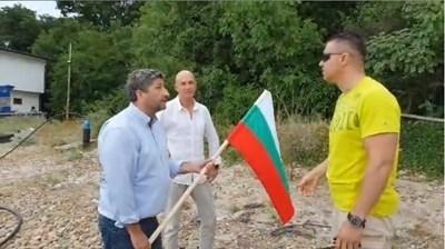 "НСО с дисциплинарни мерки срещу охранителите, спрели Христо Иванов на ""Росенец"""