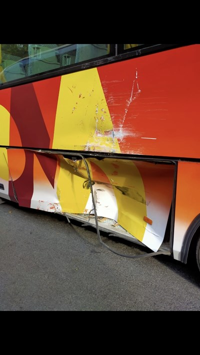 Вижте катастрофиралия в Истанбул български автобус