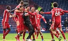 """Магически гол на вратаря Алисон върна """"Ливърпул"""" в битката за топ 4"""