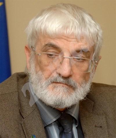 Валери Димитров, председател на Сметната палата СНИМКА: 24 часа