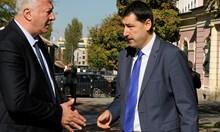 Здравко Димитров е кандидатът на ГЕРБ за кмет на Пловдив