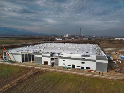 В индустриалната зона край Куклен вече има 10 завода