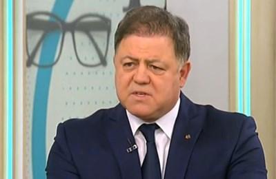 Бившият военен министър Николай Ненчев Кадър: NOVA