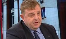 Каракачанов: Политиците трябва да спрат да си правят експерименти с българското законодателство