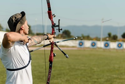 Веселин Фотев е един от 80-те участници в турнира. Той е активен и отдаден на любимия си спорт.