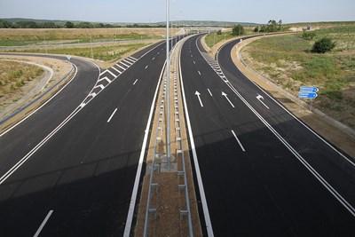 """Автомагистрала """"Марица"""" Снимка: Уикипедия"""