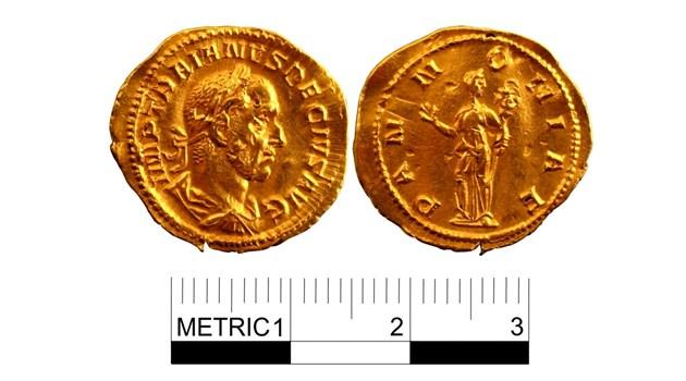 Тайната размяна на съкровището срещу монета на цар Иван Асен II