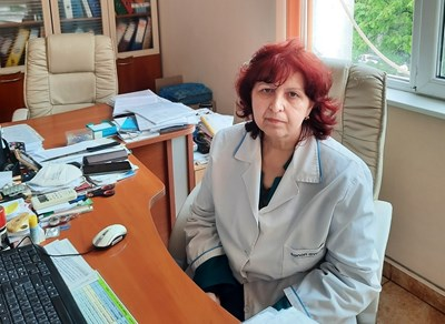 Д-р Маргарита Къцаркова