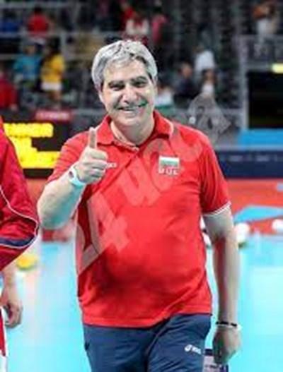 """Камило Плачи е новият треньор на волейболния """"Хебър"""""""
