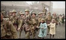 Оцветени фотографии от Първата световна война