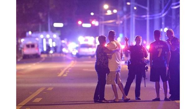 Масови разстрели и насилието - заразни като вирус