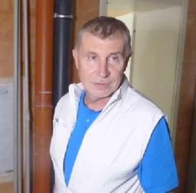 Д-р Иван Кръстев. Снимка на автора.
