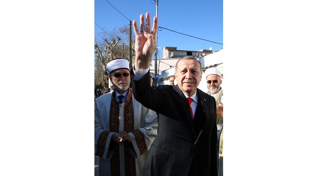 Ердоган в Атина: Вижте как се  разбираме с Бойко Борисов, заедно ще открием църква