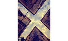 Английски кръст ли ми се привижда на тази снимка в Хърватия
