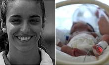 Състезателка по кану роди момченце 3 месеца след смъртта си
