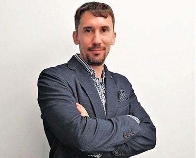 Бисер Тошев. Снимка Нова Броудкастинг Груп