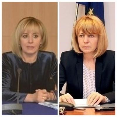 При 100 % протоколи в ЦИК, 49.98% за Фандъкова, Манолова  - 45.13%
