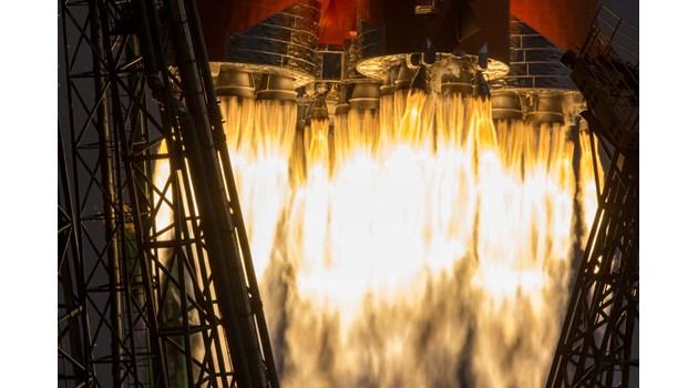 Русия изведе в орбита кораба «Съюз МС-16»