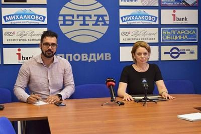 Галина Тошева и Станимир Тончев заявиха, че собственикът на централата е недосегаем и над него е разпънат политически чадър.
