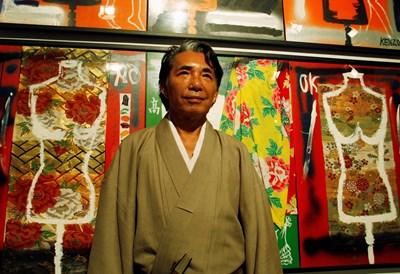 Кензо Такада умира от коронавирус. СНИМКИ: РОЙТЕРС И АРХИВ