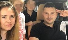 Погребаха заедно бащата и двете му деца, убити от тир в Айтос