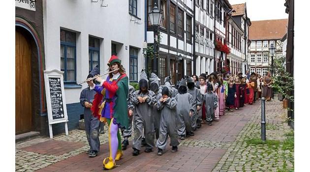 Загадката на изчезналите 130 деца от Хамелн
