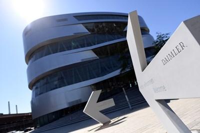 Daimler, производителят на Mercedes-Benz СНИМКА: РОЙТЕРС