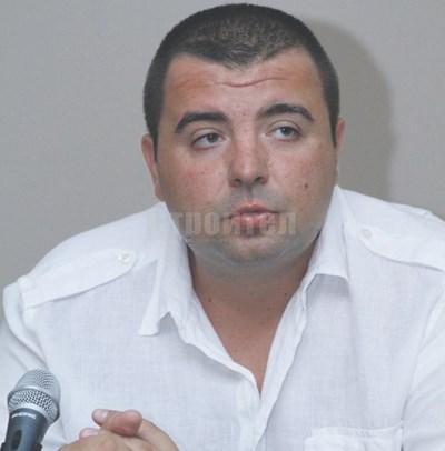 Янаки Червеняков Снимка vestnikstroitel.bg