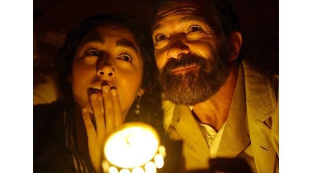 """За """"Алтамира"""" режисьорът Хю Хъдсън е избран от праправнучка на главния герой"""