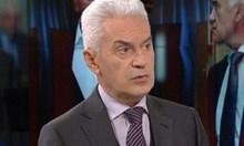 Сидеров: С излизането на БСП от парламента може би той ще заработи по-делово