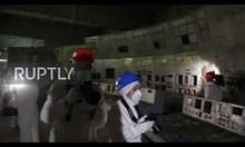"""Контролната зала на """"Чернобил"""" е отворена за туристи"""