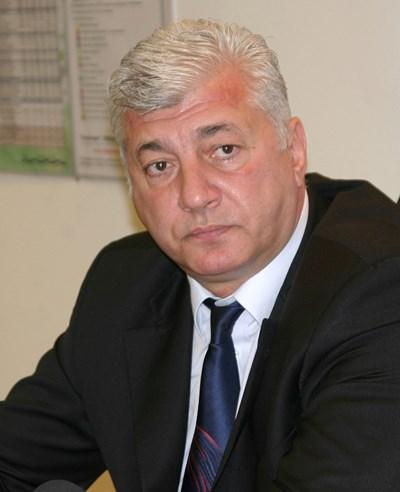Кметът на Пловдив Здравко Димитров