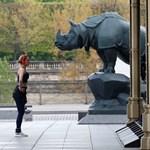 Полицейската префектура на Париж затегна мерките на карантината в столицата на Франция СНИМКИ: Ройтерс