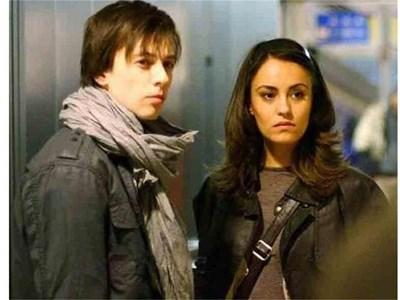 Радина Кърджилова и Бойко Кръстанов в ролята на Сиана и Дани. СНИМКА: БИ ТИ ВИ