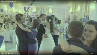 Ако се приемат новите правила, кадри от подобно сватбено тържество може и да не успеете да качите в интернет, при условие че на заден фон звучи популярна музика.