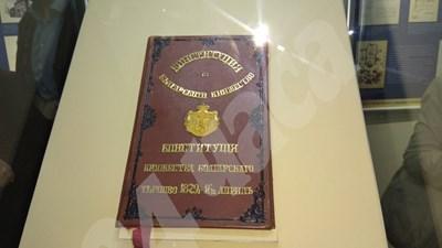 Реликвите гостуват в черноморския град със съдействието на Народното събрание. Снимки ЕЛЕНА ФОТЕВА СНИМКА: 24 часа